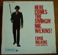 Here Comes the Swingin' Mr. Wilkins by Ernie Wilkins Big Band, Zoot Sims, Benny Golson and Thad Jones