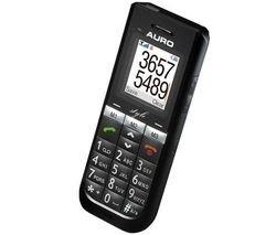 Auro Comfort 1010 Style schwarz Handy ohne Branding