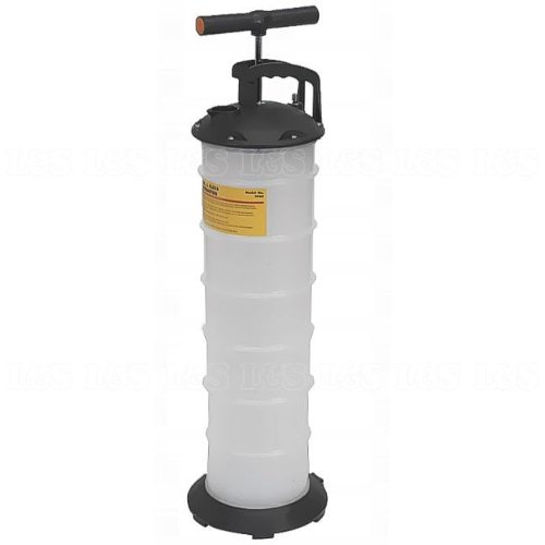 Vacuum Oil Extractor 6 Litre