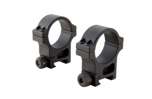 Trijicon Riflescope 34Mm Standard Height Aluminum Rings