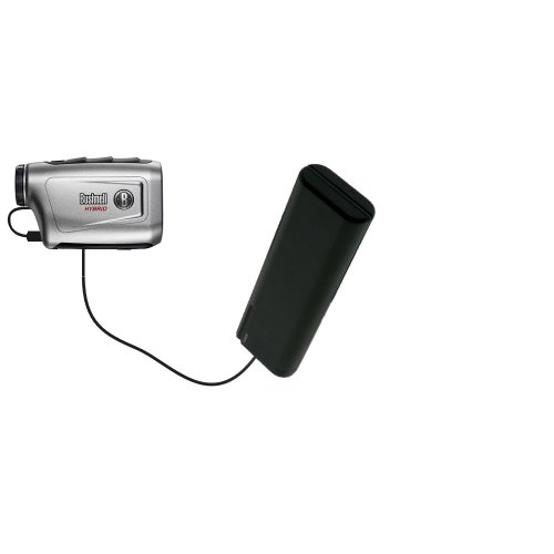 Gomadic Portable Aa Battery Pack Designed For The Bushnell Hybrid Laser Gps - Powered By 4 X Aa Batteries To Provide Emergency Charge. Built Using Tipexchange Technology
