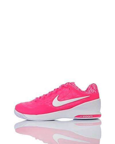 Nike Zapatillas Zoom Cage 2 Fucsia / Blanco