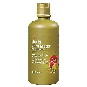 Gnc Liquid Ultra Mega Multivitamin 30 Fl Oz (887 Ml)