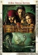 Pirates of the Caribbean - Fluch der Karibik 2 (Special Edition, 2 DVDs)