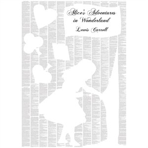 Alice's Adventures in Wonderland. Full Text Poster