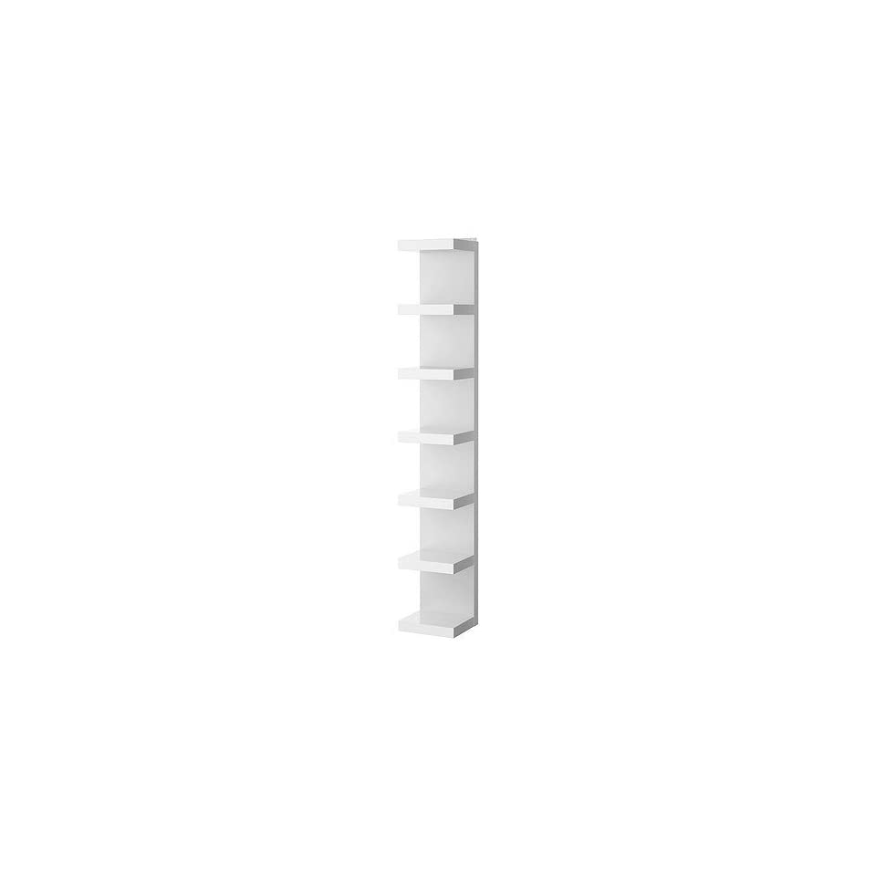 New Ikea Lack Wall Shelf Unit White On Popscreen