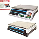 60 LB DIGITAL FOOD MEAT PRODUCE PRICE COMPUTING SCALE (CHIS1782)