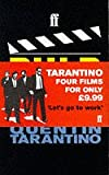 "Tarantino Screenplays: ""Pulp Fiction"", ""Reservoir Dogs"", ""Natural Born Killers"" and ""True Romance"" Screenplays (057119155X) by Quentin Tarantino"