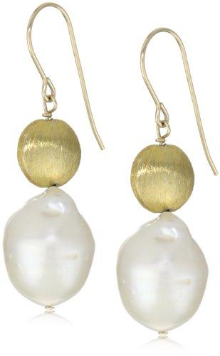 in2 design Baroque Pearl Earrings in2 design very Cheap