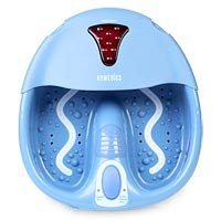 HOMEDICS Luxury Foot Bubbler with Heat Bubble Bliss Plus #BB-3 (Foot Massager Machine Homedics compare prices)