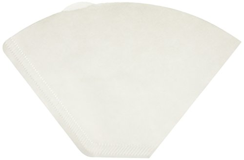 Rockline 9661 Connaisseur # 4 Cone White Coffee Filters, 800 Count (2 Packs of 400) (Cone Coffee Filters White compare prices)