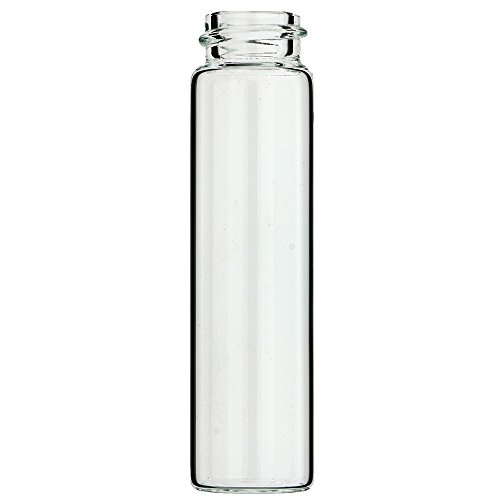 Glass Vials, 8 Dram, Pack of 12 (Glass Vials 1 Dram compare prices)