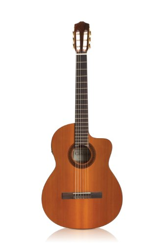 Cordoba C5-Ce Iberia Series Acoustic Electric Classical Guitar With Gig Bag
