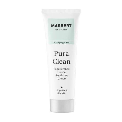 Marbert PULITO PURE - Regolamento di 50ml / Regulierende und für Pflege Creme ölige