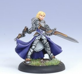 Privateer Press Mercenaries - Ashlynn D'Elyse Model Kit