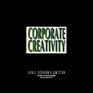 Corporate Creativity Audiobook