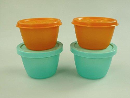 tupperware-cajita-uno-2x-140ml-turquesa-cajita-uno-2x-120ml-naranja-11303