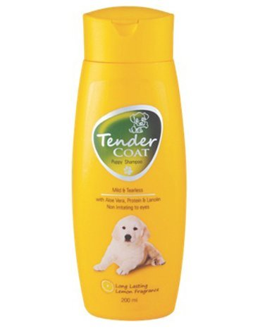 All4pets Tender Coat Mild And Tearless Puppy Shampoo 200 Ml