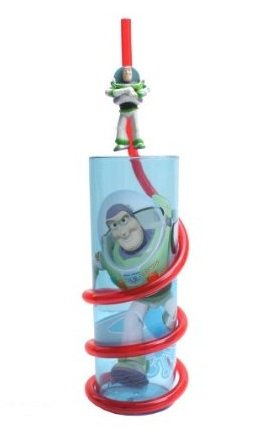 Vogue Toy Story Screwball Glass with Figurine