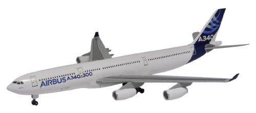 Dragon Models Airbus A340-300 - 2011 Livery Diecast Aircraft, Scale 1:400 (Airbus A340 Model compare prices)