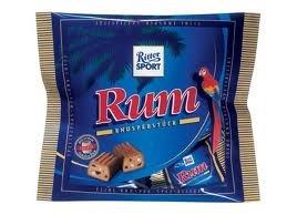 Ritter Sport Rum Raisin