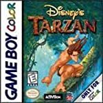 Tarzan - Game Boy