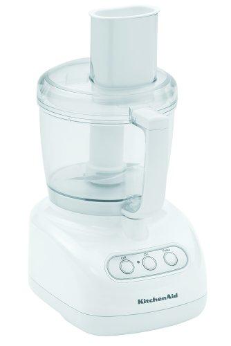 KitchenAid KFP710WH 7-Cup Food Processor, White (Blender Food Processor Kitchenaid compare prices)