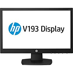 HP V193 18.5-inch LED Backlit Monitor (G9W86AA)