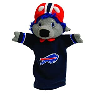 SC Sports Buffalo Bills Hand Puppets Set of 2 Set of 2