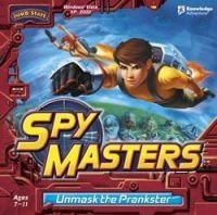 Spy Master Prankster Computer Game