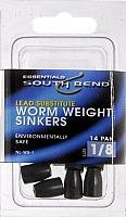 NONLEAD WORM WEIGHTS 1/8SZ