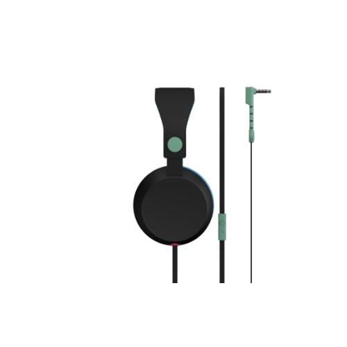 COLOUD THE BOOM (TRANSITIONS) / BLACK & CYANの写真02。おしゃれなヘッドホンをおすすめ-HEADMAN(ヘッドマン)-