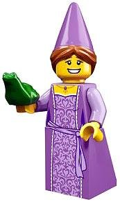 LEGO Minifigures Series 12 Fairytale Princess Minifigure [Loose]