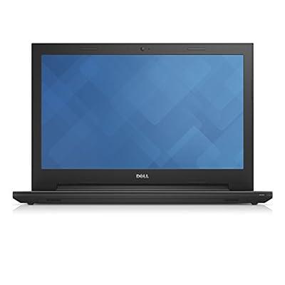 Dell Inspiron 3543 15.6-inch Laptop (Core i5-5200U/8GB/1TB/Win 8.1/2GB Graphics), Black