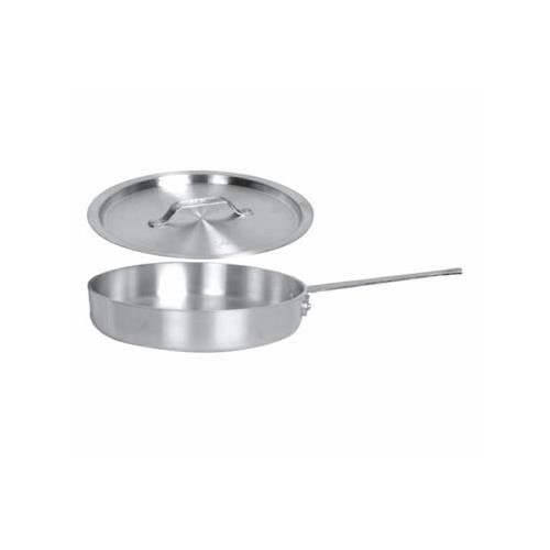 Thunder Group SLSAP070 Saute Pan, 7-Quart