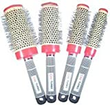 CHI Farouk Systems USA Ceramic Infared Round Hair Brush Professional Kit