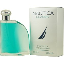 Nautica Classic by Nautica Eau De Toilette Spray 3.4 OZ