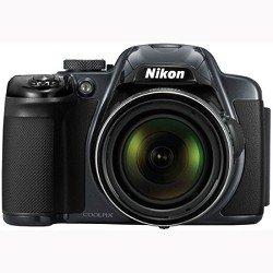 Nikon COOLPIX P520 18.1 MP CMOS Digital Camera with 42x Zoom Lens and Full HD 1080p Video (Dark Grey)