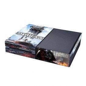 STAR-WARS-BATTLEFRONT-VADER-SKIN-STICKER-XBOX-ONE