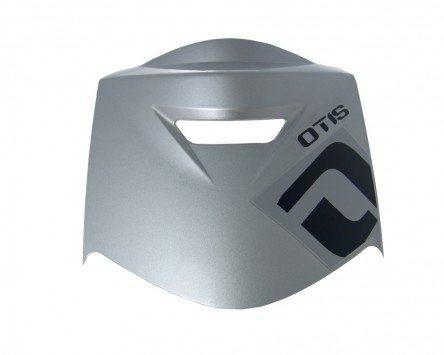 HN7: Maschera frontale argento e nero OTIS Stickers