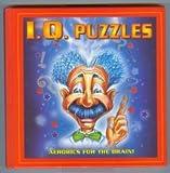 IQ Puzzles: Aerobics for the Brain! (Puzzle Books)