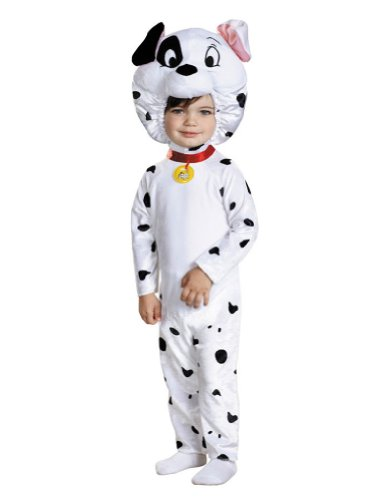 baby & toddler costumes - 101 Dalmatian Classic Toddler Costume 3T-4T