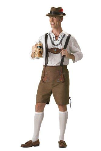 [Oktoberfest Guy Costume (Medium)] (German Beer Girl Costume Ideas)
