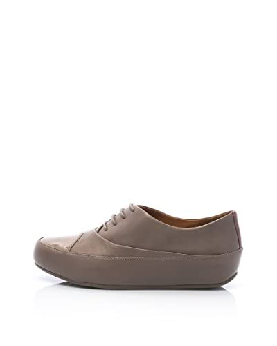 FitFlop Zapatos de cordones Due Tm Oxford Leather