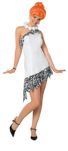 Rubie's Wilma Flintstone Fancy Dress (Medium)