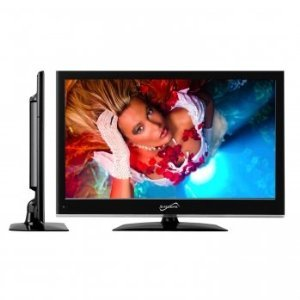 """Supersonic Sc-2411 24"""" Widescreen Led Hdtv"""