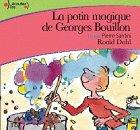 echange, troc Roald Dahl - La Potion magique de Georges Bouillon (CD audio)