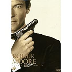 Roger Moore Collection 007 James Bond Ultimate Edition, Volume 2