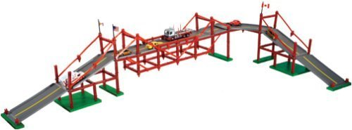Buy Tekton Truss Bridge/ Bridge/ Turnpike 225-pc. Building Set