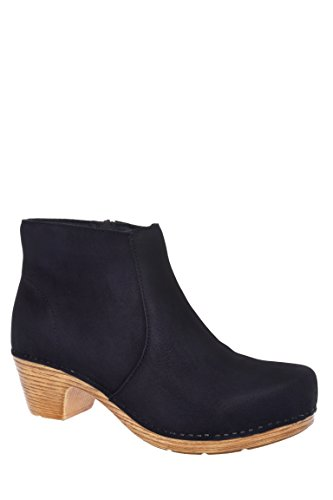Maria Low Heel Comfort Boot